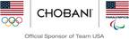 Chobani - Official Sponsor of Team USA.  (PRNewsFoto/Chobani, Inc.)