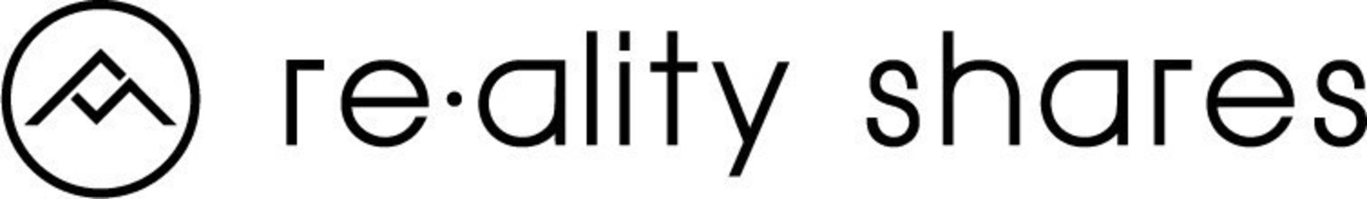 Reality Shares, Inc. logo (PRNewsFoto/Reality Shares, Inc.)