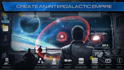 Create An Intergalactic Empire (PRNewsFoto/Astronest)
