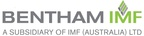 Bentham IMF logo. (PRNewsFoto/Bentham IMF)