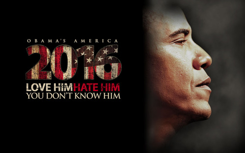 '2016: Obama's America' film released in 2012. (PRNewsFoto/Gerald Molen)