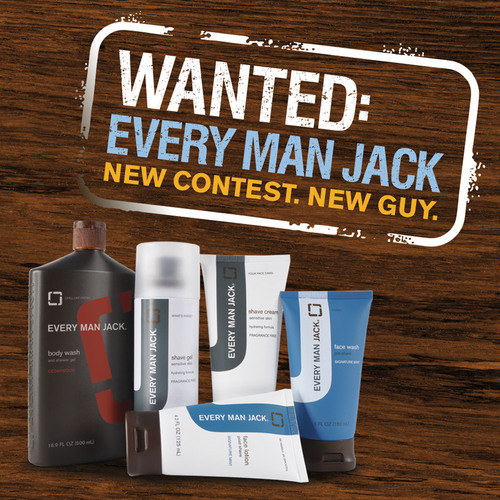 2nd Annual WANTED Contest: The Search for the 'Every Man Jack' Returns