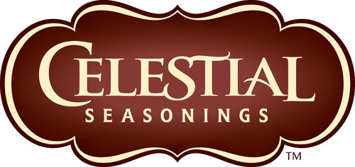 Celestial Seasonings logo.  (PRNewsFoto/The Hain Celestial Group)