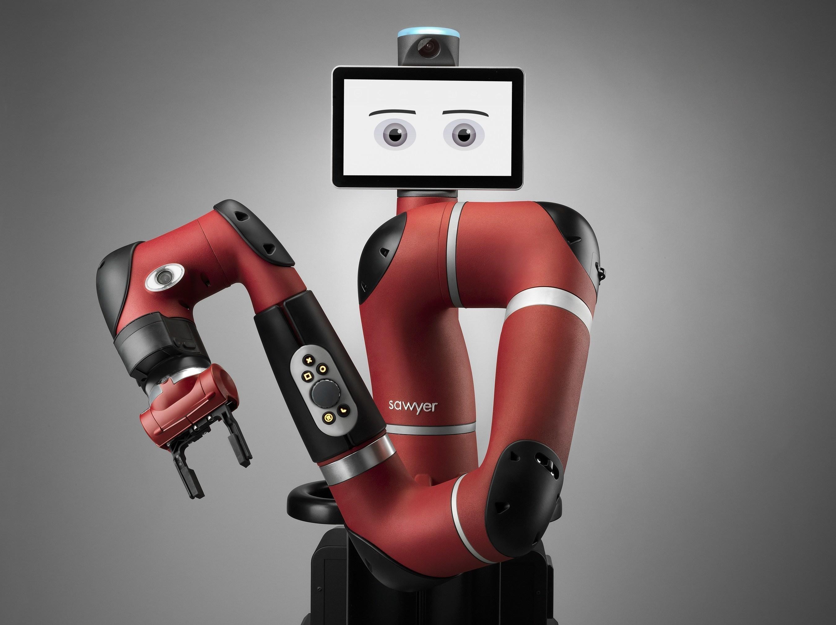 Rethink Robotics' Sawyer Robot with Open Source SDK