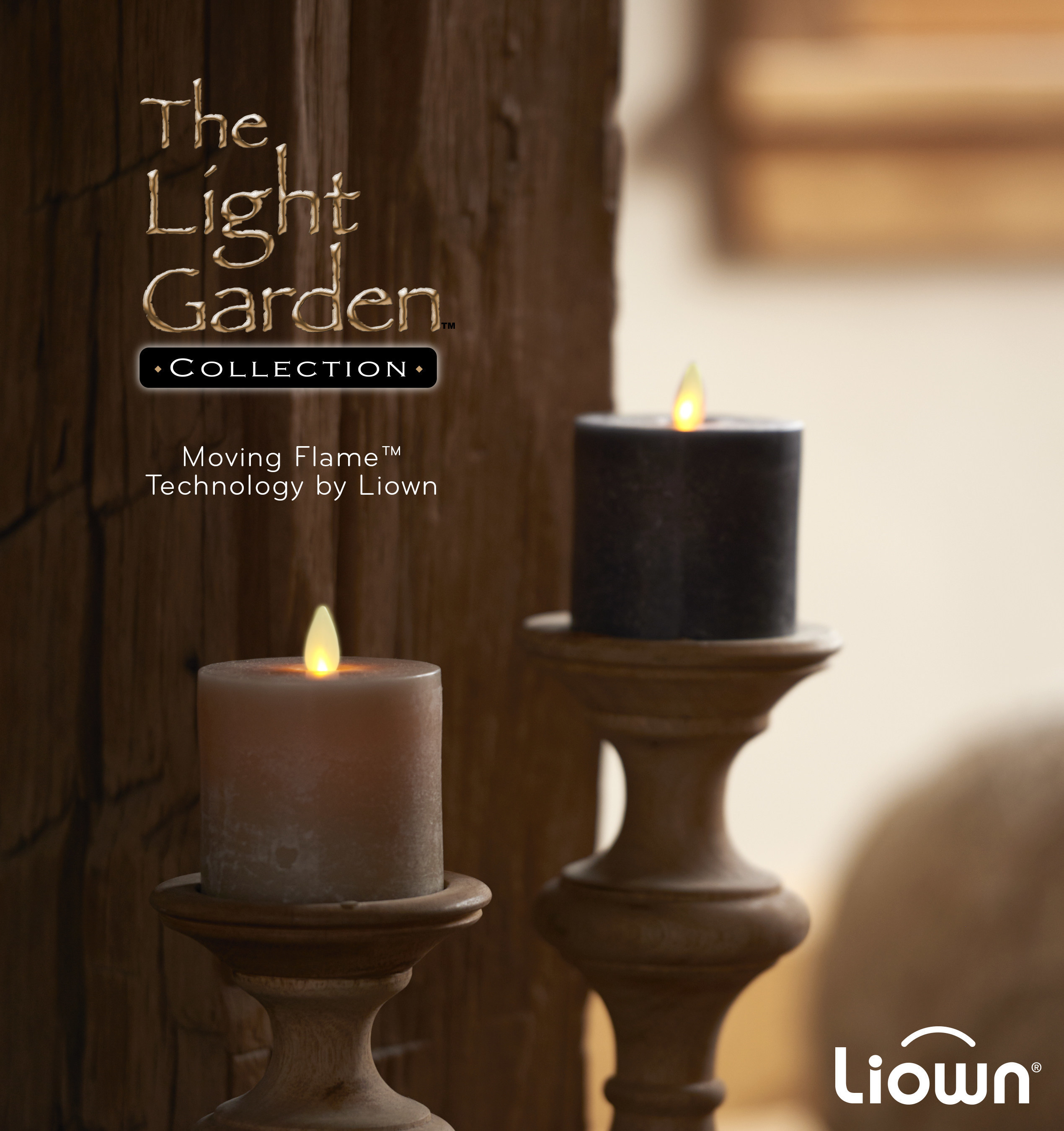 The Light Garden To Distribute Extensive Line of Liown Flameless Candles at AmericasMart Atlanta,