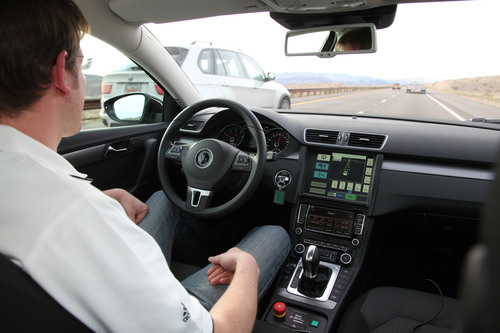 Continental Becomes First Automotive Supplier to Receive Nevada's Autonomous Vehicle Testing