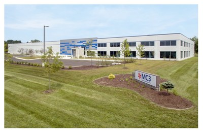 New MC3 state-of-the-art manufacturing facility in Dexter, Mich.
