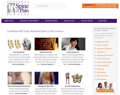 TreatingPain com Offers Non-Surgical Treatments for Back and Spinal