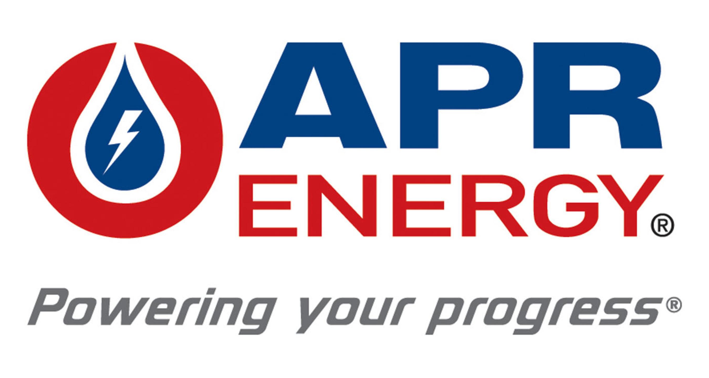 APR Energy.