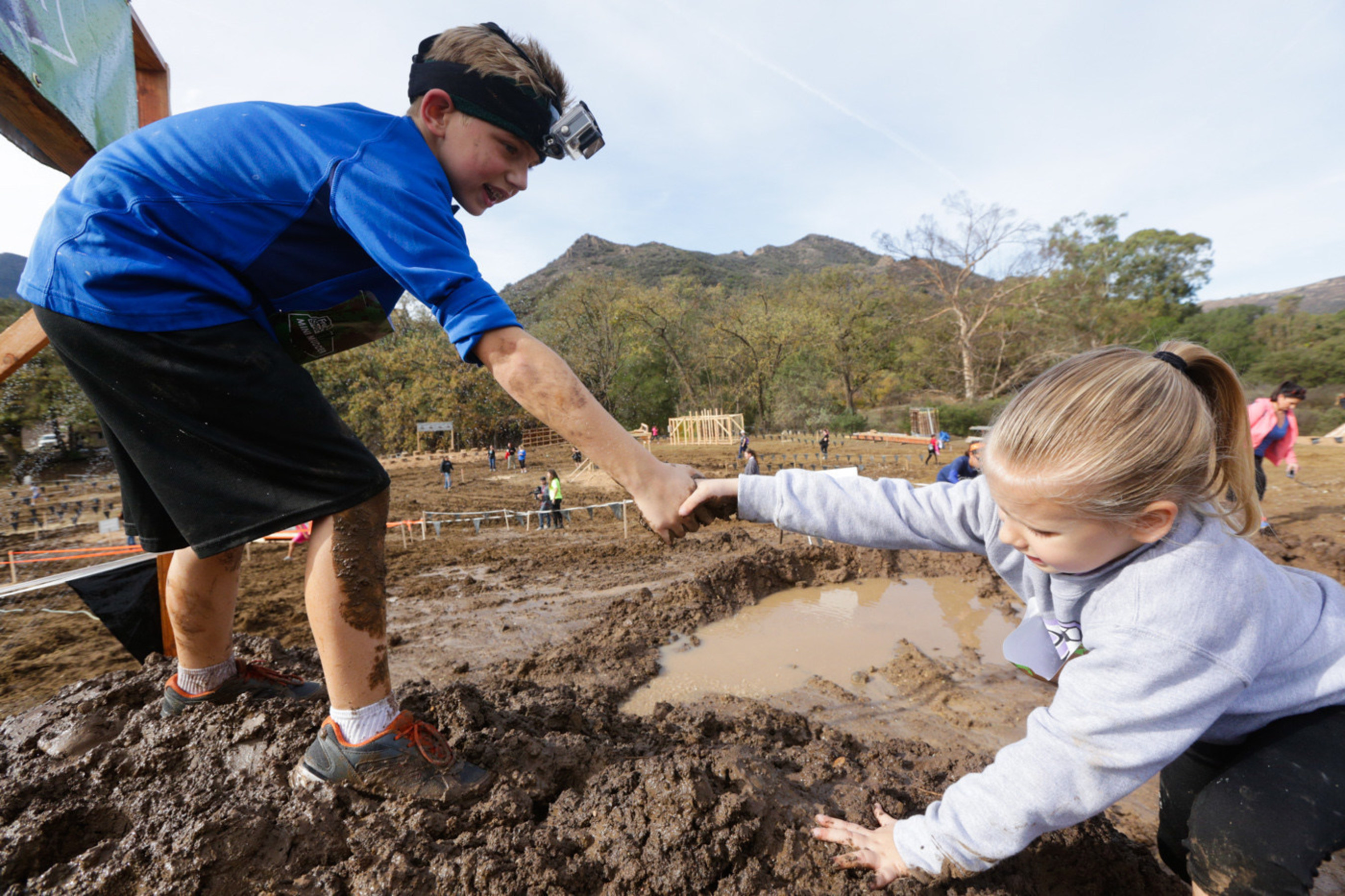 As with Tough Mudder and Mudderella events, Fruit Shoot Mini Mudder courses will be untimed, encouraging children to focus instead on trying new things, building friendships and working as a team