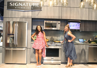 Fashion art and culinary tastemakers join new signature for Las vegas kitchen and bath show