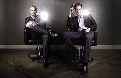 Beauty Business Incubator - Image Studios 360 Founders Jason and Shaun Olsen