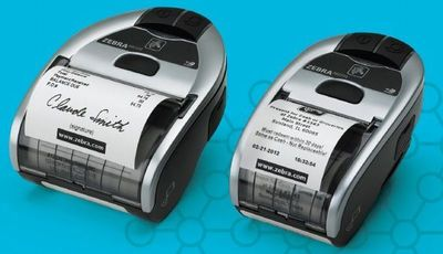The iMZ220™ and iMZ320™ mobile printers can print payment receipts, tickets, proof of delivery, invoices and other documentation from a number of smartphone and tablet platforms including Apple®, Android™, Windows® Mobile and Blackberry.
