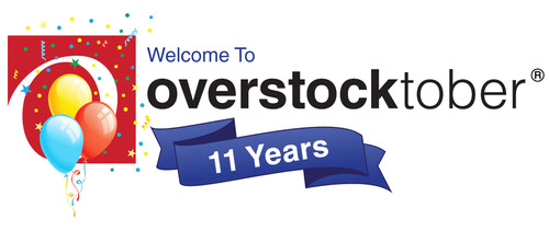 Overstock.com to Award $10,000 as Part of 'Overstocktober' Sweepstakes