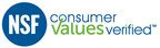 NSF International Unveils Consumer Values Verified at FMI Connect in Chicago. Nation's first values-focused program to authenticate lifestyle, dietary, religious, sourcing and chemicals of concern labeling claims
