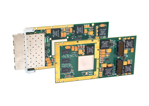 Acromag's New XMC modules interface 10-Gigabit Ethernet to PCI Express with ultra-fast TCP/IP