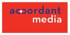 Accordant Media logo.  (PRNewsFoto/Accordant Media)