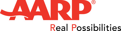 AARP national logo. (PRNewsFoto/AARP)