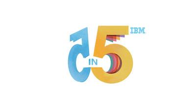 IBM.  (PRNewsFoto/IBM)