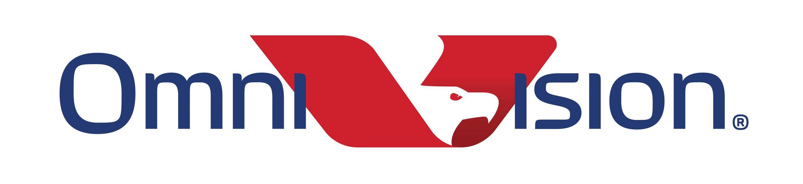 OmniVision logo.