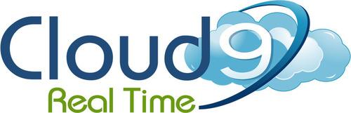 Cloud9 Real Time logo.  (PRNewsFoto/Cloud9 Real Time)