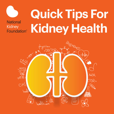 Get five quick tips that can help you protect your kidneys.