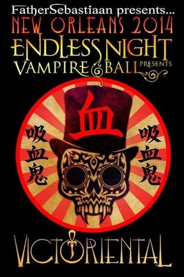 Official Flyer - Endless Night Festival (PRNewsFoto/Father Sebastiaan)