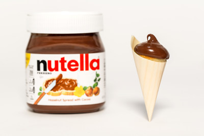 To celebrate International Pancake Tuesday, Nutella(R) has partnered with Chef Dominique Ansel to create the limited edition Nutella(R) Pancake Cone.