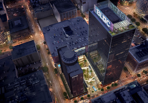 The Ratkovich Company Acquires Downtown Los Angeles' Macy's Plaza; Announces Plans For $160 Million