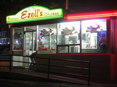 Ezell's First Location - Seattle.  (PRNewsFoto/Ezell's Famous Chicken)