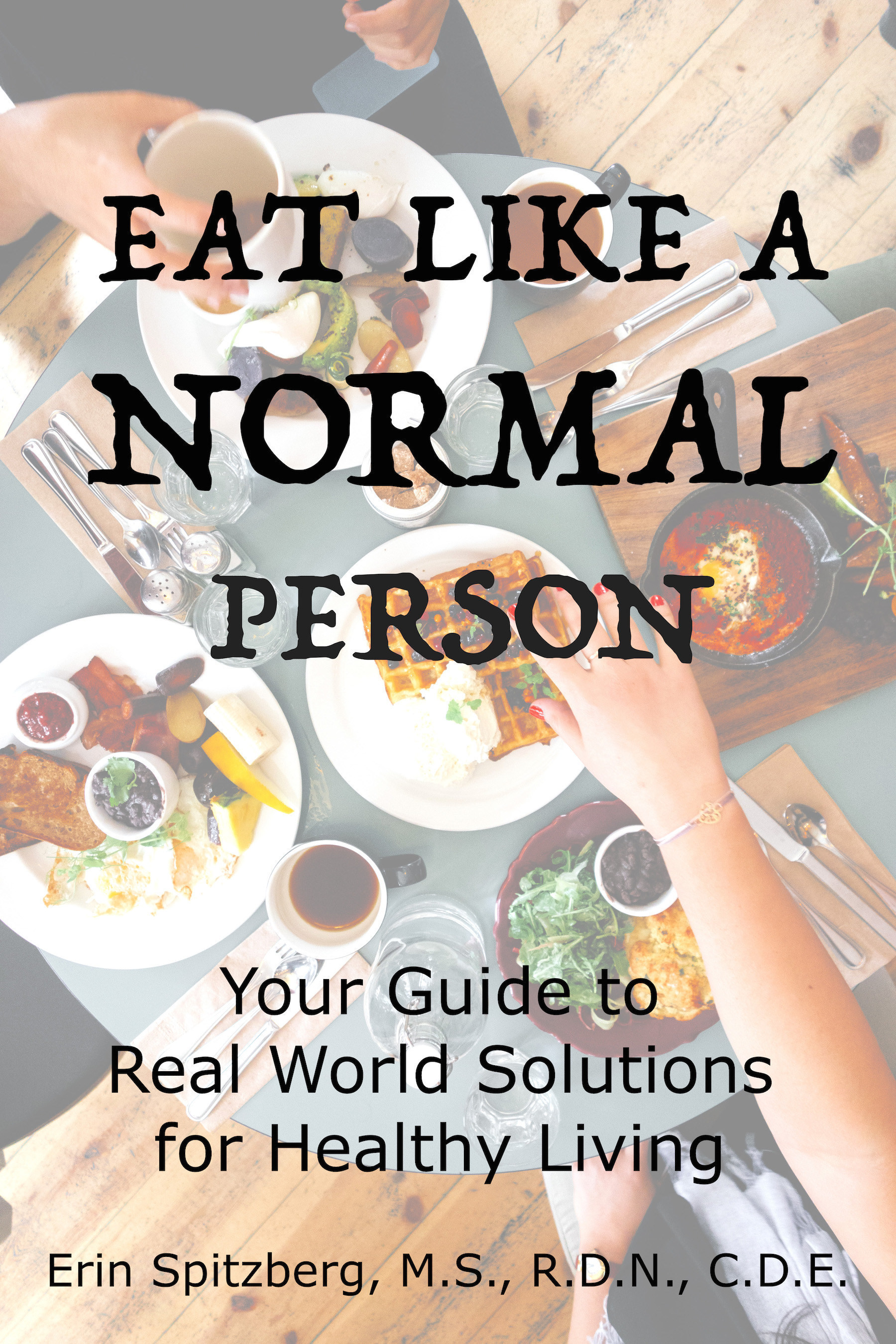 Have You Ever Wished You Could Just Eat Like a Normal Person?