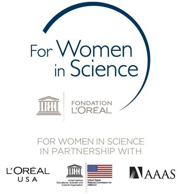 L'Oreal USA For Women In Science Logo