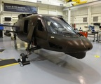 Electrical power to the S-97 RAIDER(TM) prototype helicopter has been turned on, signaling successful installation of the avionics system and a major step toward completing the assembly of the new - and first - light tactical rotorcraft featuring X2 Technology(TM). (PRNewsFoto/Sikorsky Aircraft Corp.)