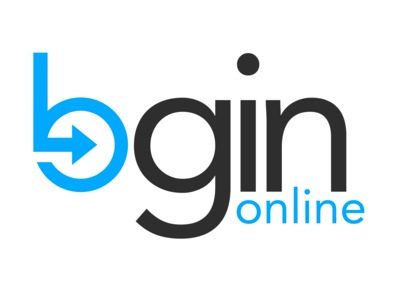 Bgin Online logo