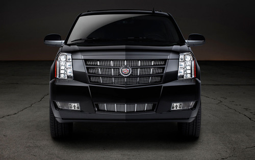 The 2014 Cadillac Escalade offers all the luxury and technology you'd expect from the iconic SUV.  (PRNewsFoto/Bill Jacobs Automotive Group)