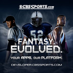 CBSSports.com announced its award-winning fantasy sports service is opening its doors to third party developers and companies to create apps for their products and services. CBSSports.com's innovative open Fantasy Platform will represent the first of its kind in the fantasy sports industry. (PRNewsFoto/CBSSports.com)
