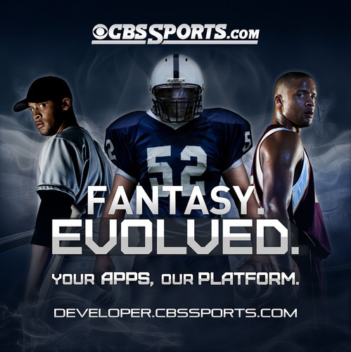 CBSSports.com announced its award-winning fantasy sports service is opening its doors to third party developers  ...