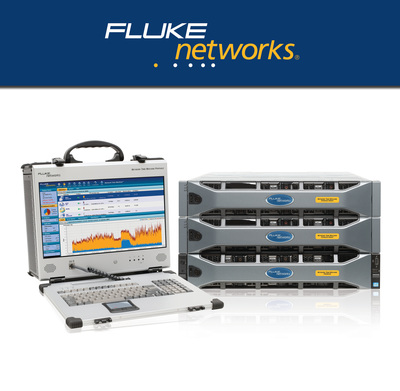 As wireless carriers fight to reduce customer churn, Network Time Machine LTE/VoLTE is a new high-performance, portable solution that will help troubleshoot voice, video and data issues on LTE networks. (PRNewsFoto/Fluke Networks)