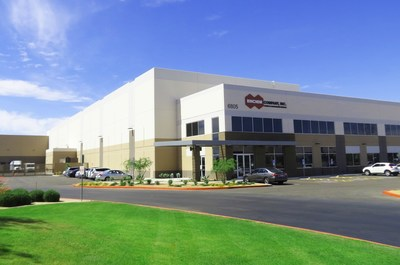 Rinchem's new chemical management services facility in Chandler, Arizona.