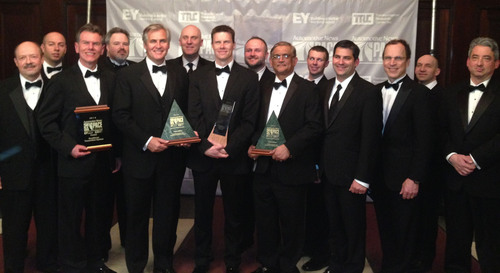 BorgWarner received an Automotive News PACE Innovation Partnership Award for its collaboration with General ...