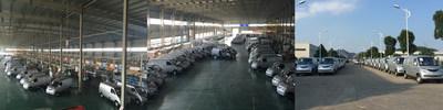 ZAP and Jonway Auto Ramps Daily Production of EV Minivan