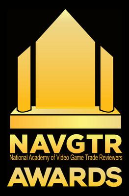 NAVGTR AWARDS logo.