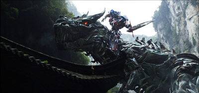 """Transformers: Age of Extinction"" Photo courtesy of Paramount Pictures"