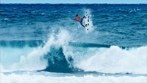 Hurley Signs Surf Phenom John John Florence