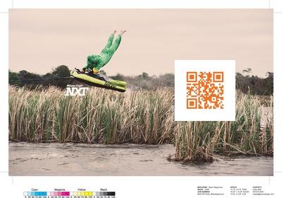 MasterCraft NXT Print Ad by Nemo Design (PRNewsFoto/Nemo Design)