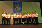 Thailand Announces 'BOI Fair 2011'; Five leading Thai and foreign companies agree to take part