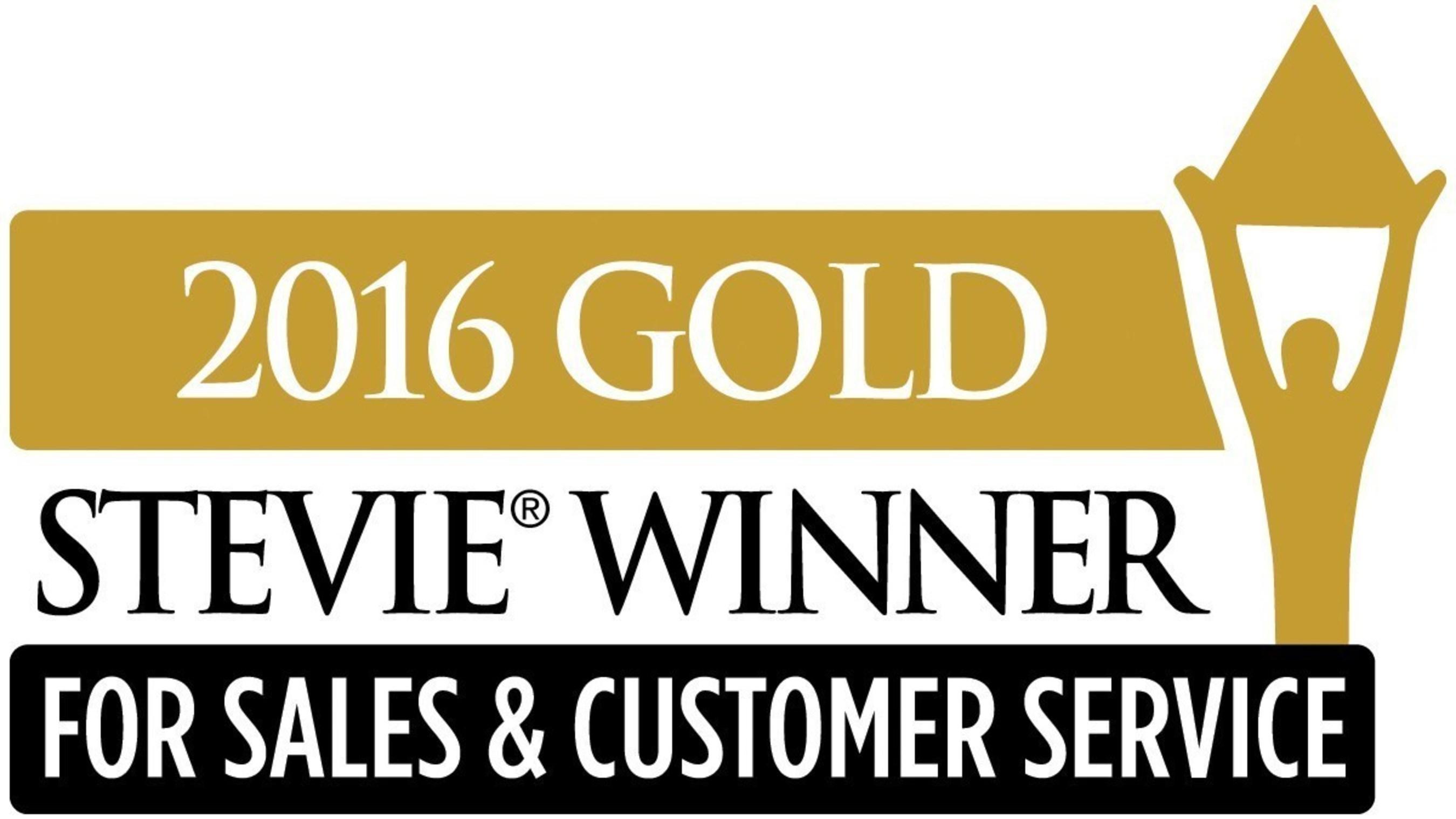 SmartLinx Solutions Wins GOLD at 2016 Stevie Awards