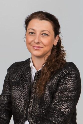 Elena Gaetini, European Head of Business Development & Governmental Affairs, Risk Focus (PRNewsFoto/Risk Focus)
