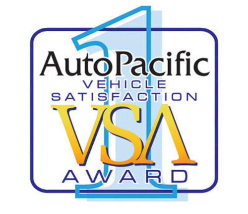 The AutoPacific Vehicle Satisfaction Awards showcased Cadillac's exceptional vehicle lineup, as the automaker was named the 2013 Highest Satisfaction Premium Brand.  (PRNewsFoto/Bill Jacobs Automotive Group)