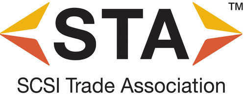SCSI Trade Association Logo. (PRNewsFoto/SCSI Trade Association) (PRNewsFoto/SCSI TRADE ASSOCIATION)